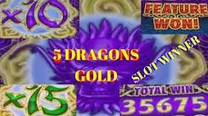 Seeking Season 1 Mega Feature 5 Dragons Gold Seeking A Major Mega Win