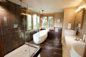 bathroom pendant lighting ideas beige granite vanity contemporary
