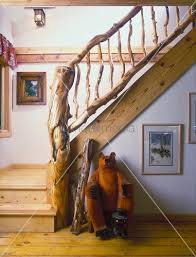 8 best yellow pine stair railing images on pinterest stairs