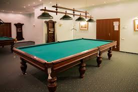 room needed for pool table billiards near me