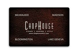 dining gift cards gift cards chophouse dining leather maroon card