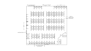 events ground and floor plan deerfest