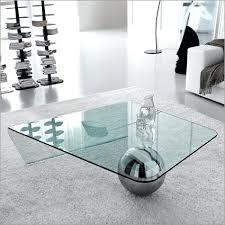 all glass coffee table table italian glass coffee table stone and tables italian glass
