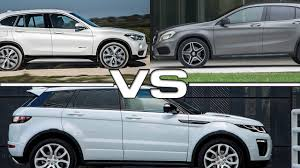 bmw x1 vs audi q3 2016 bmw x1 vs 2016 mercedes benz gla vs 2016 land rover range