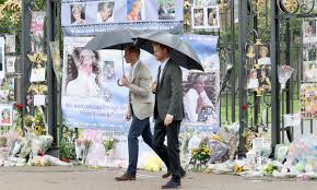 Where Is Diana Buried by Gossip Why Harry And William Didn U0027t Visit Diana U0027s Grave The Plan