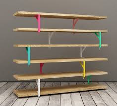 Ikea Shelves Wall by Unalibreria By Testedilegno Diy Some Day Pinterest Diy