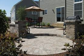Patio Retaining Wall Ideas Custom Retaining Wall Design Seat Walls In Fishers In