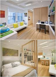 designs ideas for decorating a studio apartment on a budget