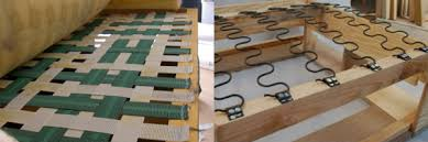 ressort canapé conseils canapé choix cuir tissu mousse suspension entretien