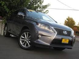 lexus rx hybrid 2015 used 2015 lexus rx 450h for sale pricing features edmunds