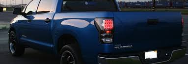 2010 toyota tundra tail light bulb replacement 2007 2013 toyota tundra full led performance led tail lights by