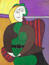 Dora Maar In An Armchair Picasso Pablo Fine Arts Before 1945 The Red List