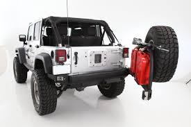 jeep rear bumper with tire carrier sb76896 smittybilt rear steel bumper atlas jeep wrangler jk