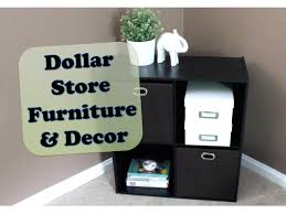 dollar store furniture u0026 decor youtube