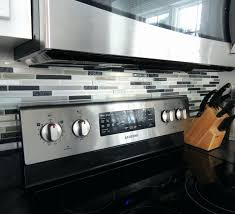 self adhesive kitchen backsplash tiles self stick backsplash for kitchen saomc co