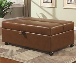 Rolling Ottoman Rolling Ottoman Bed Hiconsumption