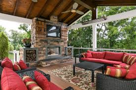 Outdoor Fireplace Images by Exterior Design Outdoor Entertaining Area And Outdoor Tv