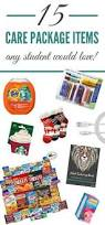 College Care Packages 16 Cool College Care Package Ideas College Pinterest Ideas