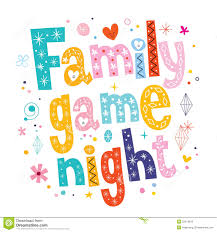 family fun decorative lettering text stock image image 67972987
