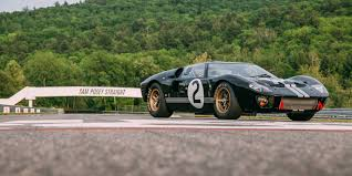 top gear mag drove a ford gt40 to le mans ford authority