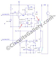voltage stabilizer circuit diagram ac voltage with low voltage