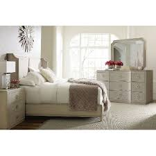 Cal King Bedroom Sets by Rachael Ray Home Gray 6 Piece California King Bedroom Set Cinema
