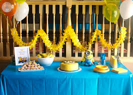 minions party ideas minion birthday party with free printables