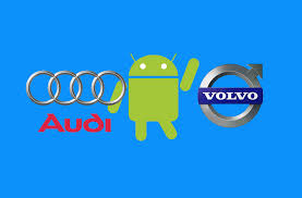 volvo logo png and volvo will start shipping android automotive in their next cars