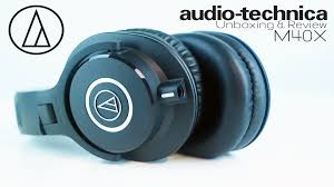 audio technica ath m50 amazon black friday audio technica ath m40x headphones unboxing u0026 review best sound