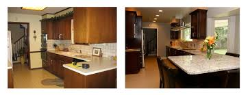 how to open up a galley kitchen kitchen design photos 2015