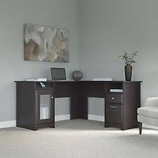 Black L Shaped Desk With Hutch L Shaped Desk Ebay
