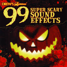 scary sounds of halloween blog drew u0027s famous 99 super scary sound