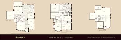 Greenpark Homes Floor Plans Kleinburg Heights In Vaughan On Prices U0026 Floor Plans