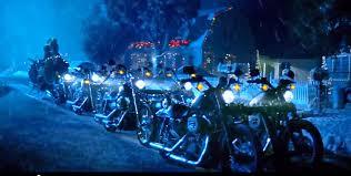 2015 harleydavidson u0027the miracle of biker claus u0027 funny xmas