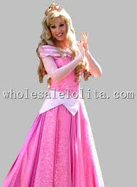 Sleeping Beauty Halloween Costume Cosplay Sleeping Beauty Princess Aurora Costume Dress