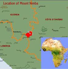 Ivory Coast Map La Côté D U0027ivoire By Miles Daniels