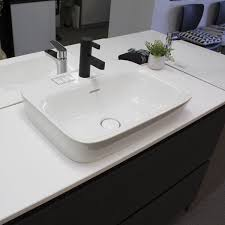 Custom Vanity Units Custom All Drawer Vanity Unit With Solid Top And Basin U2013 Bathroom