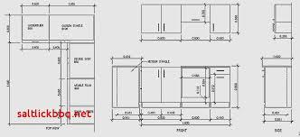 hauteur standard meuble cuisine taille standard meuble cuisine pour idees de deco de cuisine