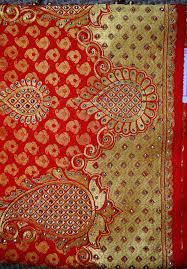 scarlet colour stone work kanchipuram silk saree u2013 nandika u0027s sarees