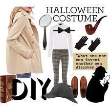 Sherlock Halloween Costumes Sherlock Holmes Diy Costume Polyvore
