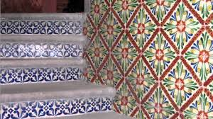 mexican talavera tiles youtube