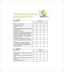 Quotation Template Excel Quotation Templates 8 Free Word Excel Pdf Documents