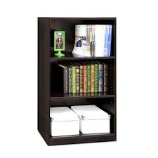 Sauder 3 Shelf Bookcase by Furinno Jaya 3 Shelf Espresso Open Bookcase 14151r1cc The Home Depot