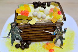 how to make a pirate cake 5 steps with pictures wikihow