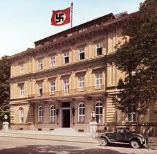 Haus In Haus Nationalsozialismus Münchens Neues U201ebraunes Haus U201c Ist Strahlend