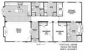 manufactured homes floor plans uncategorized triple wide mobile homes floor plans for awesome