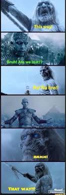 White Walker Meme - game of thrones memes tv tropes