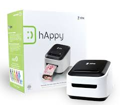 photobooth printer zink happy smart app printer review app crystals and photo booth