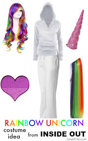 Inside Out Costumes Inside Out Costume Ideas Desert Chica