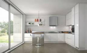 peinture cuisine blanche la cuisine blanche laquée en 35 photos qui vont vous inspirer